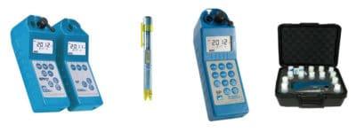 Myron L Handheld Meters